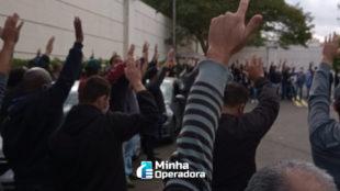 Funcionários da RedeTV! entram em greve por tempo indeterminado