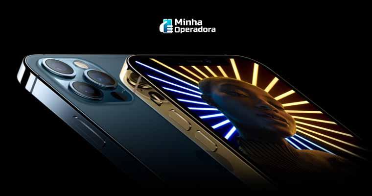 Imagem: Divulgação iPhone 12 - Captura de Tela / Site da Apple
