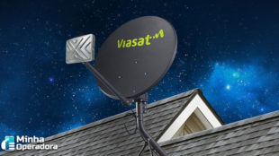 Internet da Viasat é comparável com a banda larga fixa, diz Speedtest