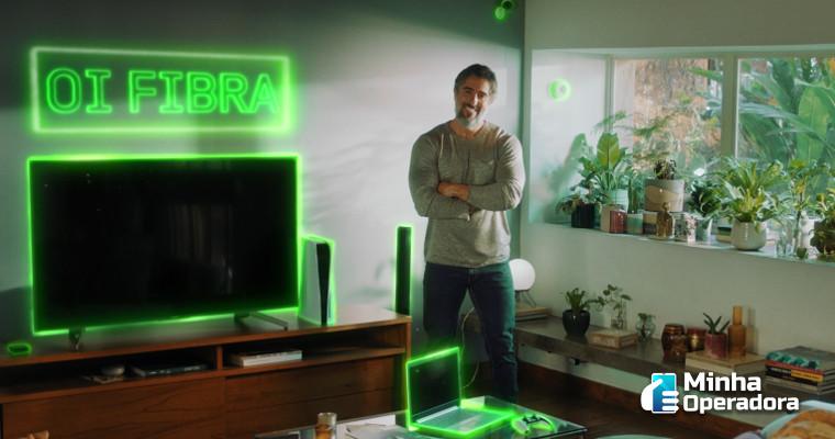 Marcos Mion, novo contratado da Globo, participa de campanha da Oi Fibra