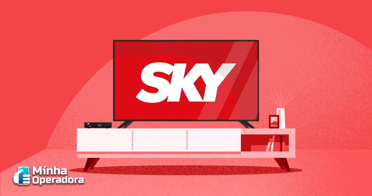 Programação da SKY ganha nova emissora afiliada