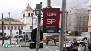 São Paulo pretende disponibilizar 20 mil pontos de Wi-Fi gratuito até 2024