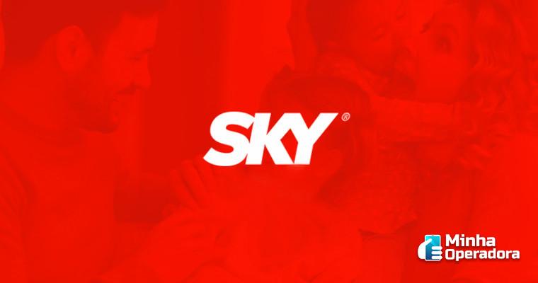 SKY abraça a campanha 'Corona no Paredão'