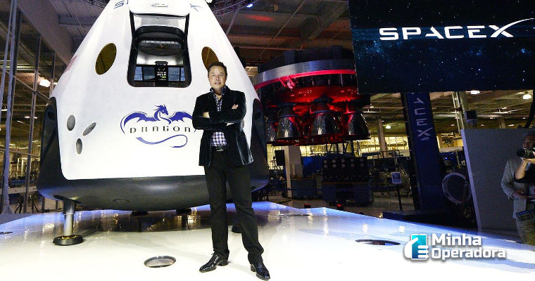 SpaceX é acusada de tentar 'roubar' a marca Starlink
