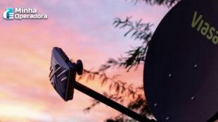Viasat e dona da Vivo vão oferecer internet via satélite no Brasil