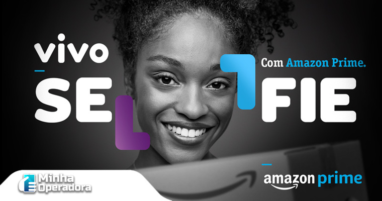 Vivo lança novo plano móvel com assinatura do Amazon Prime inclusa