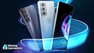 Vivo oferta desconto de até R$ 1,7 mil em novos aparelhos da Motorola