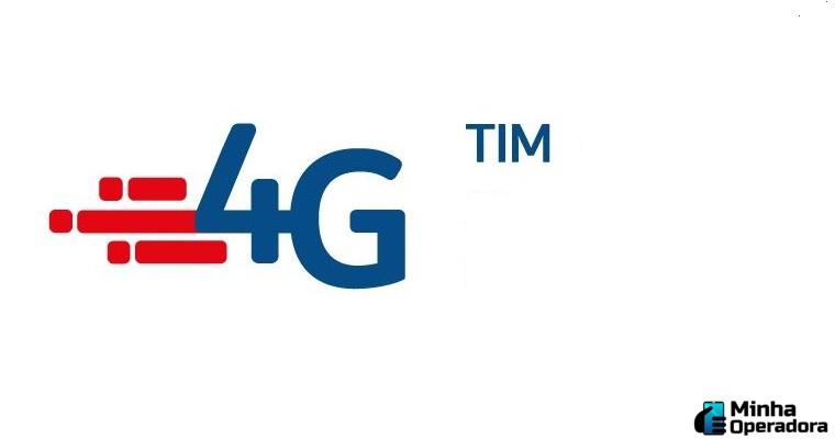 TIM Brasil planeja expandir infraestrutura 4G para cidades do Paraná