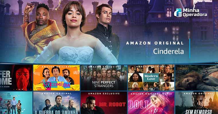 Amazon Prime Video desfalca primeiro escalão da TV Globo