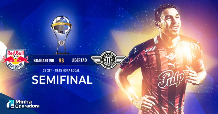 Captura de Tela do site da Conmebol TV