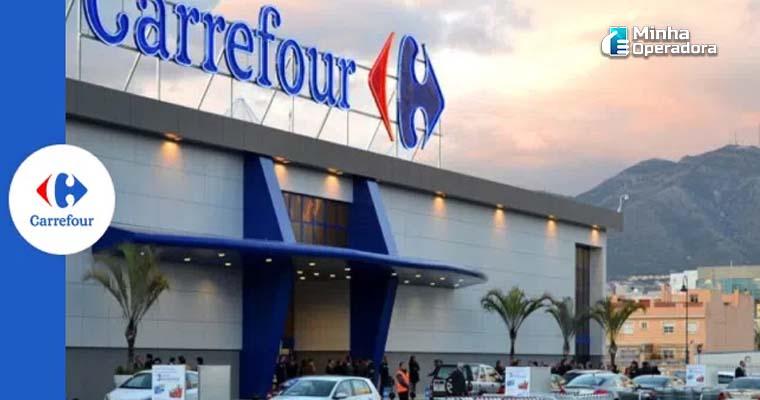 Carrefour vai entrar no mercado das operadoras virtuais (MVNOs)