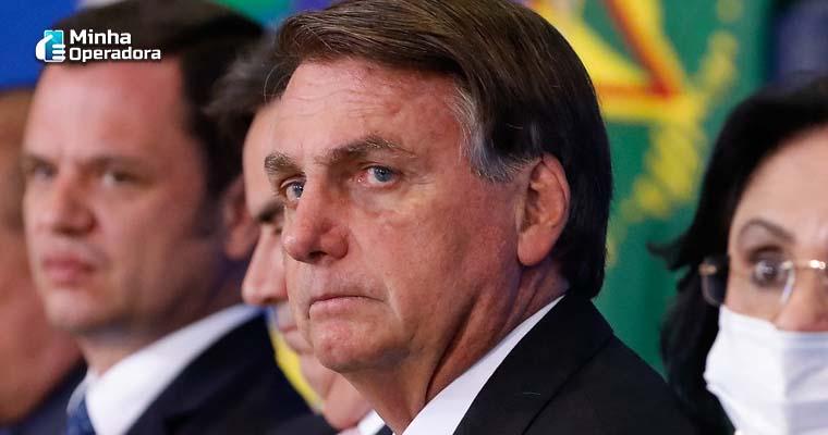 Presidente Jair Bolsonaro. Imagem: Flickr Palácio do Planalto