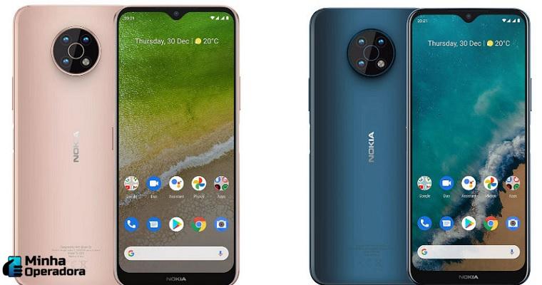 Nokia G50 5G é certificado e tem detalhes revelados; veja quais são
