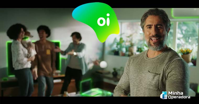 Imagem: Campanha Oi Fibra - Captura de Tela YouTube