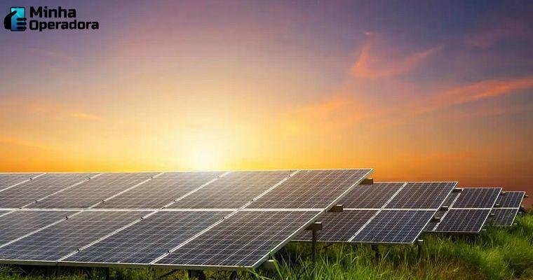 Oi usinas solares