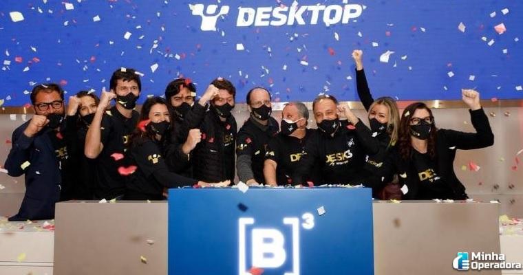Com nova aquisição, Desktop incorpora mais assinantes a sua base