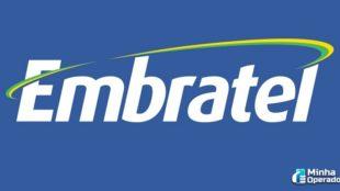 logo da Embratel