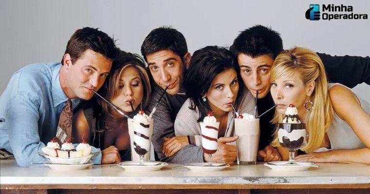 'Friends' deixa de ser exibida na TV por assinatura