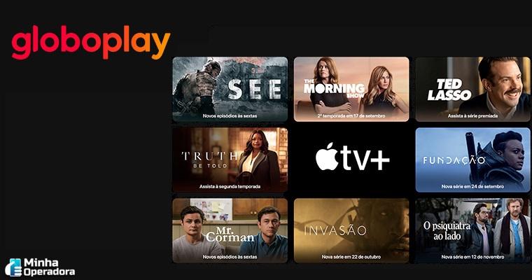 Globoplay está oferecendo 3 meses de Apple TV+; saiba como solicitar