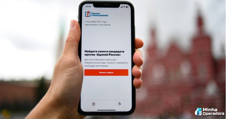 """Google e Apple são acusadas de """"censura"""" por líder político russo"""