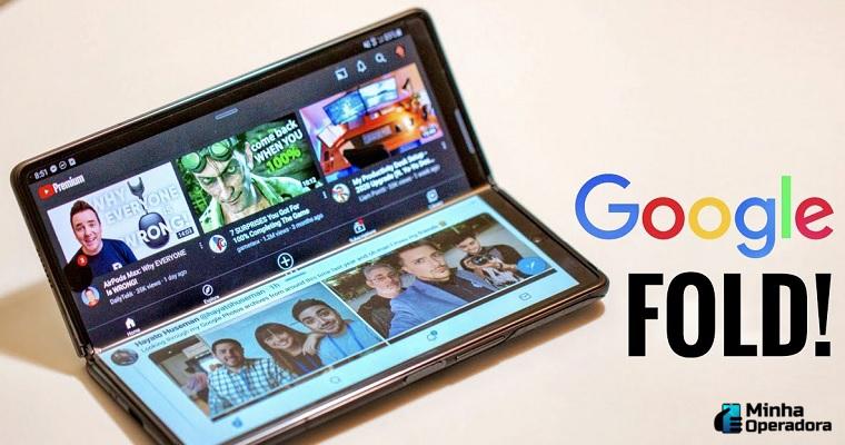 Google pode lançar o seu primeiro smartphone dobrável este ano