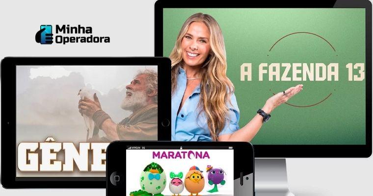 'A Fazenda 13': Como e onde assistir ao reality ao vivo 24 horas por dia