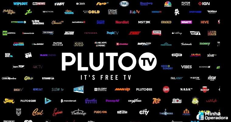Streaming gratuito, Pluto TV cresce na América Latina