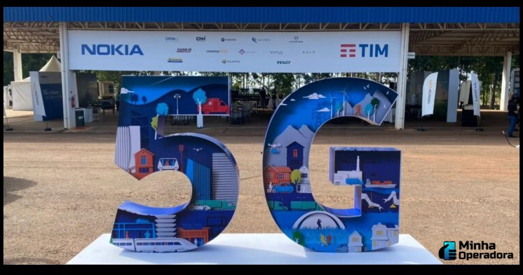 TIM faz teste da rede 5G em bairro corporativo de São Paulo