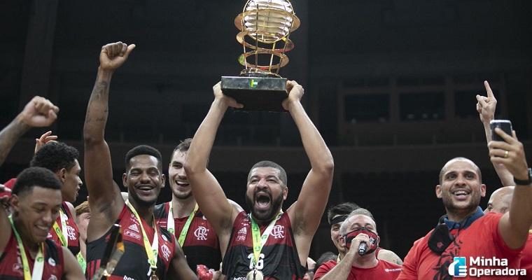 TIM renova patrocínio com atual campeão do Novo Basquete Brasil