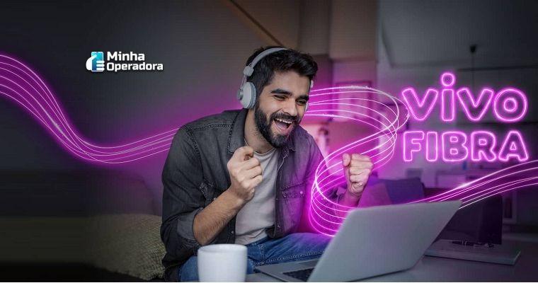 Vivo Fibra chega a mais sete cidades ofertando internet de até 600 Mbps
