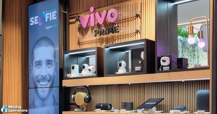 """Vivo Prime, loja """"wall store"""" da Vivo, é inaugurada em São Paulo"""