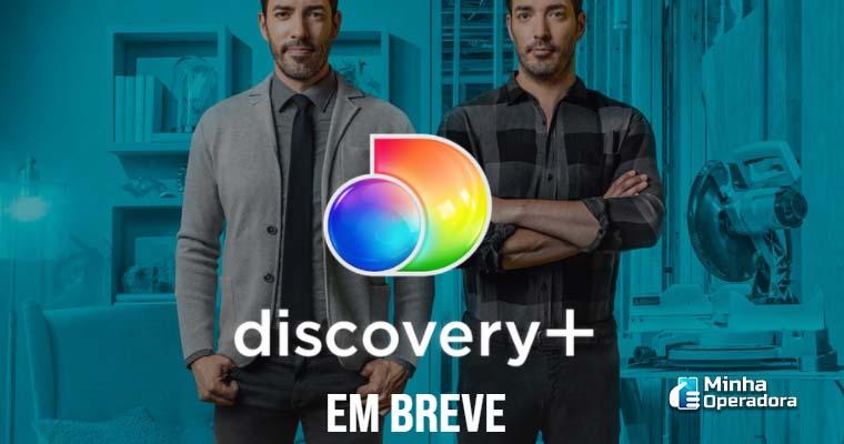 Discovery+ chegará ao Brasil em parceria com o Globoplay