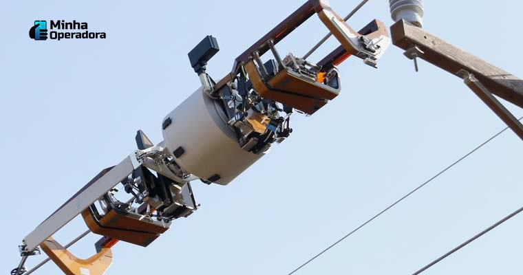Internet fibra óptica do Facebook terá 'robôs'