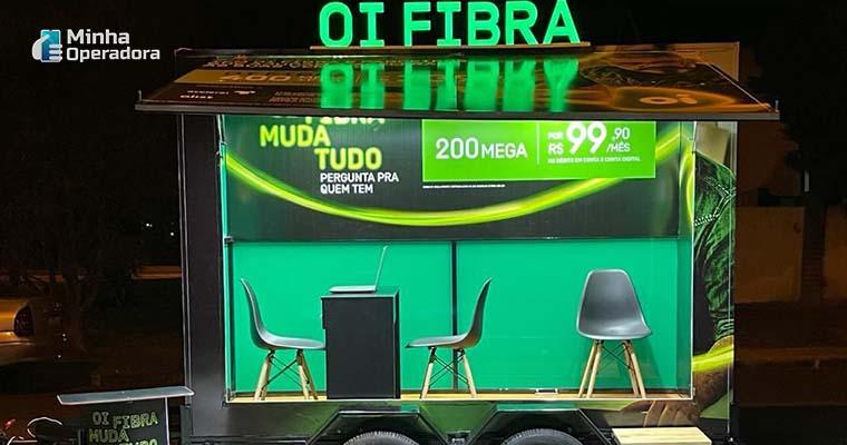 Oi Fibra atinge média de 40 mil clientes por mês no Sul