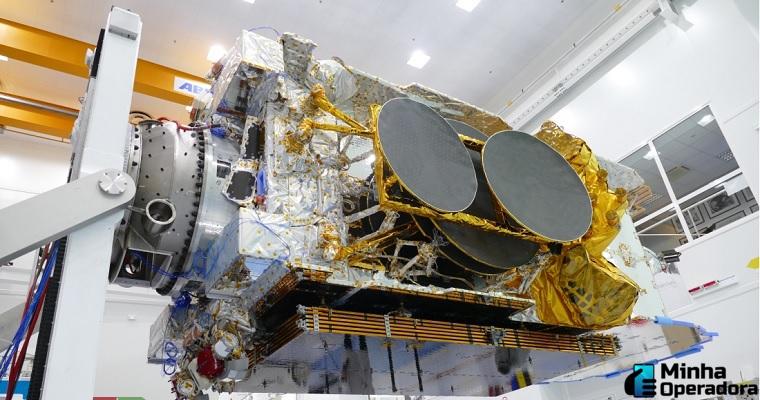 SES-17, novo satélite da SES, será lançado sexta-feira