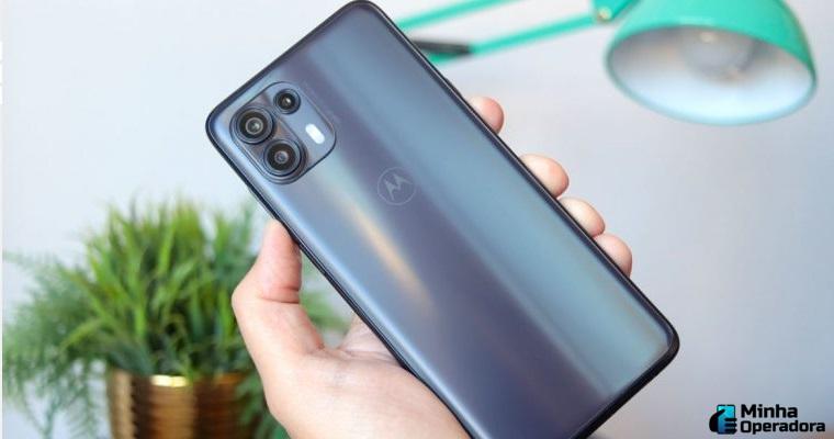 TIM faz teste 5G em Motorola e registra velocidade acima de 1,1 Gbps