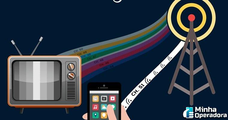Uso de espectro de radiodifusão pela telecom é normatizado pela Anatel