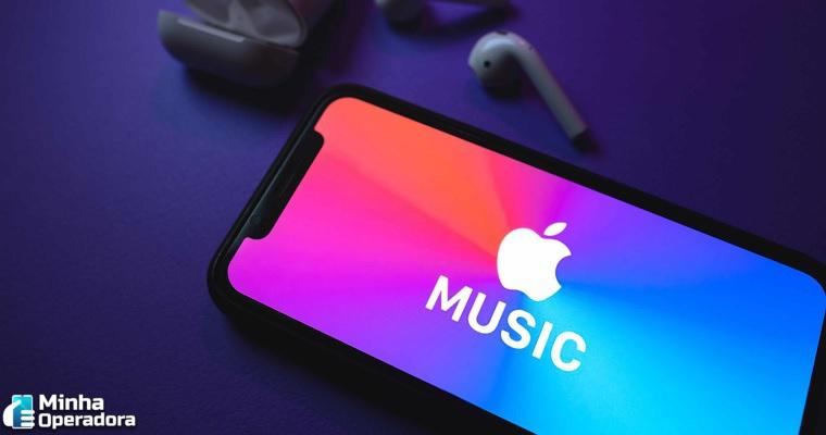 Apple lança plano mais barato e por comando de voz no Apple Music