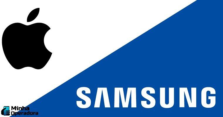Samsung e Apple não entram em acordo sobre as telas OLED dos iPads