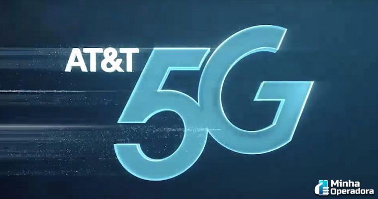 AT&T fecha acordo com a fabricante Ericsson para expandir  5G