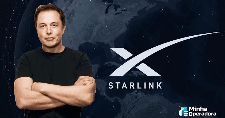 Elon Musk pretende instalar banda larga em aviões