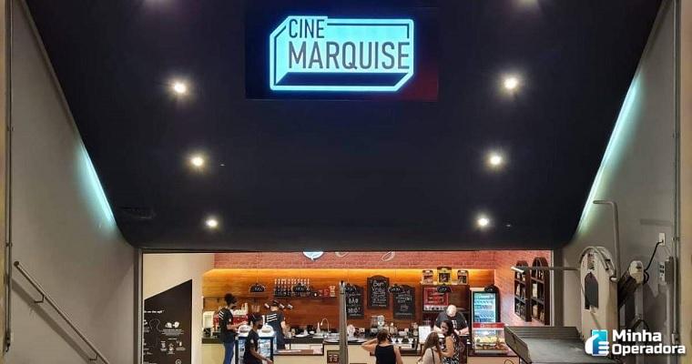 Globoplay ganhará salas de cinema no Cine Marquise