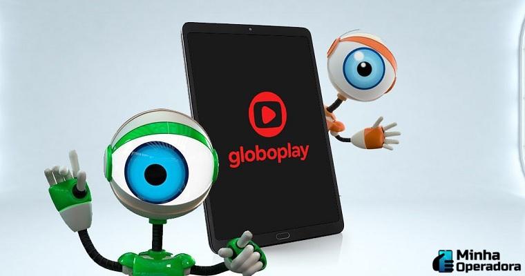 Globoplay aumentou em 42% o número de assinantes, segundo relatório