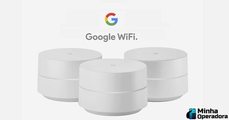 Google WiFi começa a ser vendido no Brasil