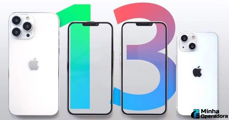 iPhone 13 já está em pré-venda no Brasil