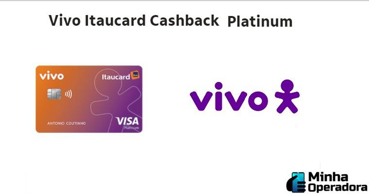 Vivo lança novo cartão de crédito com o Itaú Unibanco