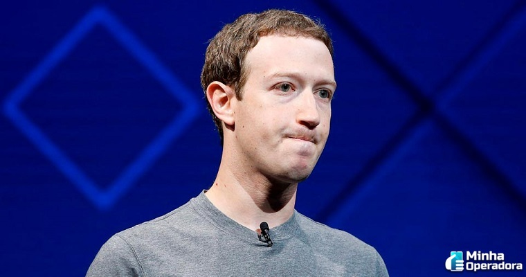 Mark Zuckerberg vê sua fortuna encolher 6 bilhões de dólares