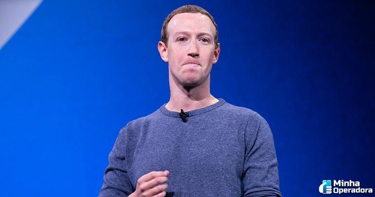 Mark Zuckerberg recupera metade da fortuna perdida no início da semana