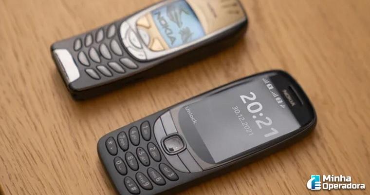 Nokia lança nova versão do famoso 'tijolão'