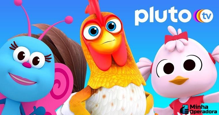 Pluto TV traz programação especial para comemorar o Dia das Crianças